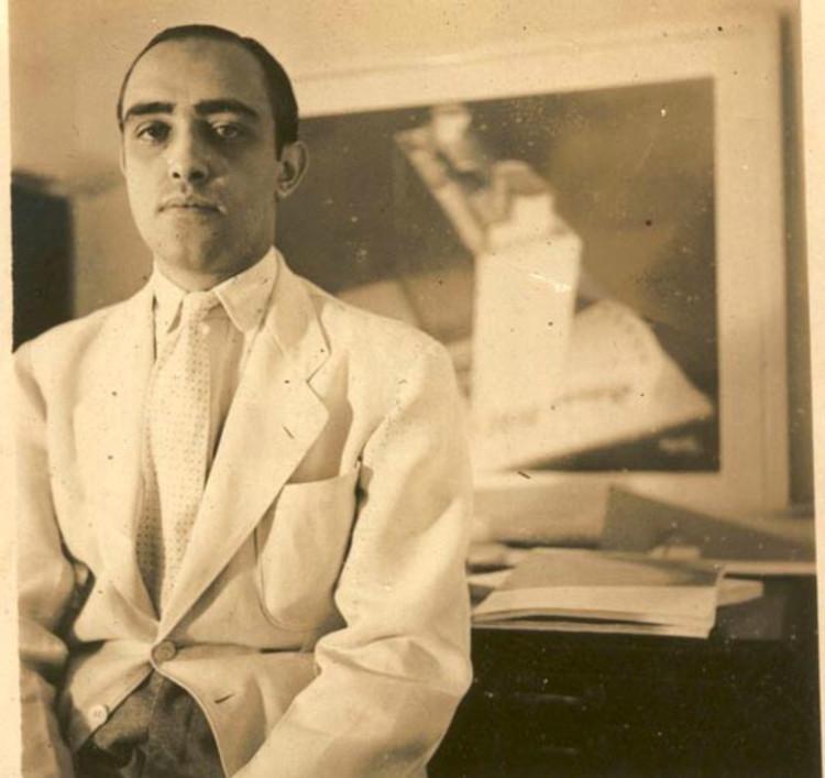 1932 | Comienza a trabajar con Lucio Costa y Carlos Leão © ON