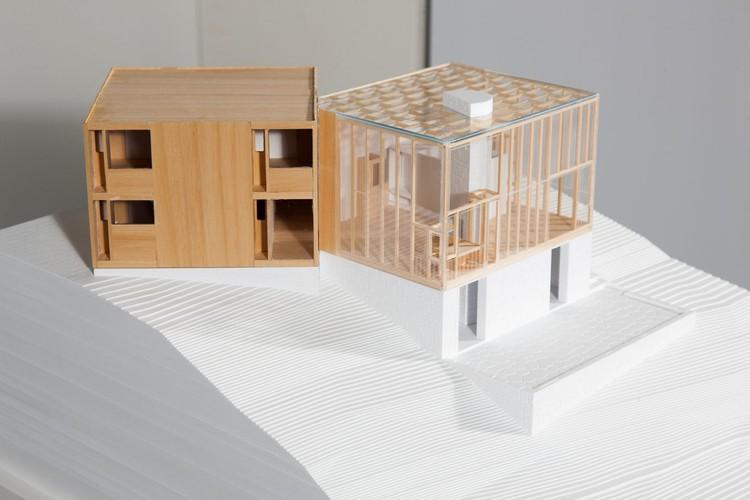 Casa Fisher, Louis Kahn © Fundación Barrié