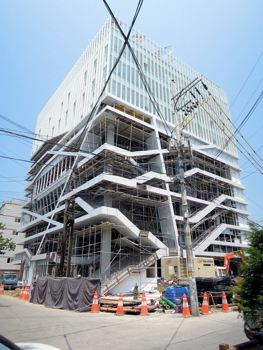 Cortesía de Unsangdong Architects