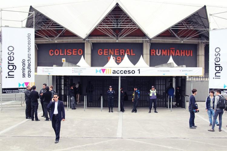 Coliseo Rumiñahui ©Katerina Gordon