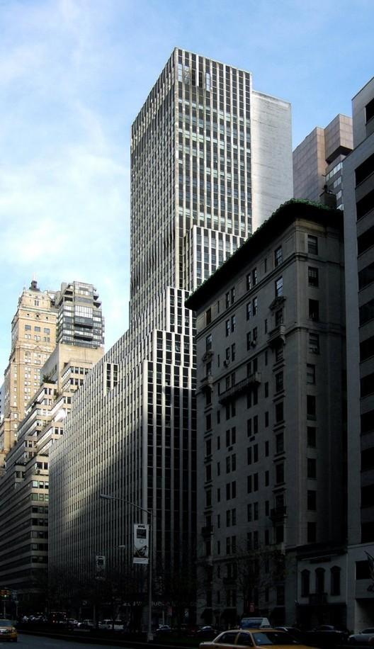 Actual 425 Park Avenue © John W. Cahill / CTBUH