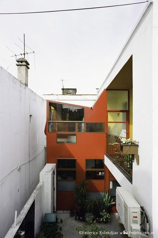 Min House, Max Zolkwer Arquitecto Ciudad de Buenos Aires © Federico Kulekdjian