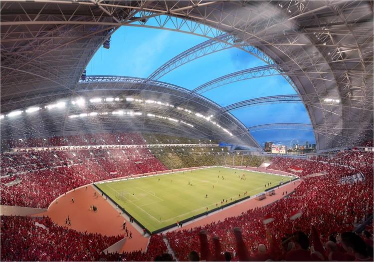 © Singapore Sports Hub, Oaker