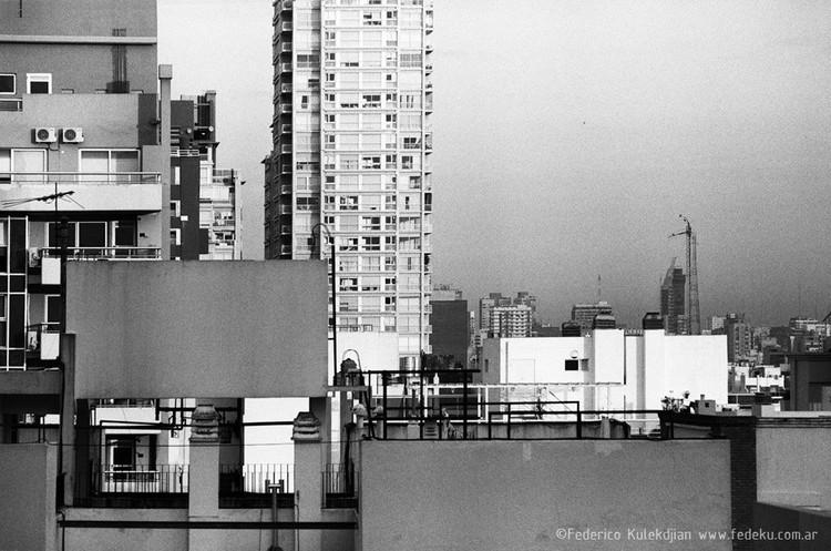 Barrio de Nuñez, Ciudad de Buenos Aires © Federico Kulekdjian