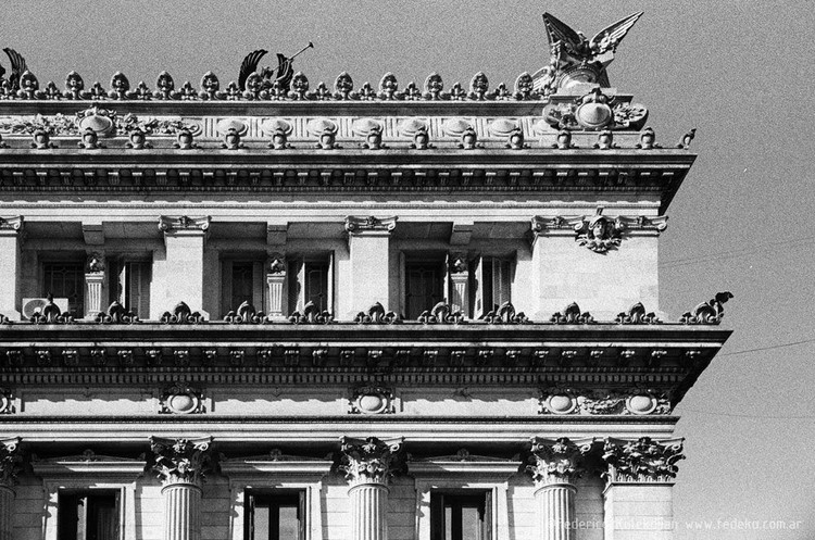 Congreso Nacional, Ciudad de Buenos Aires © Federico Kulekdjian