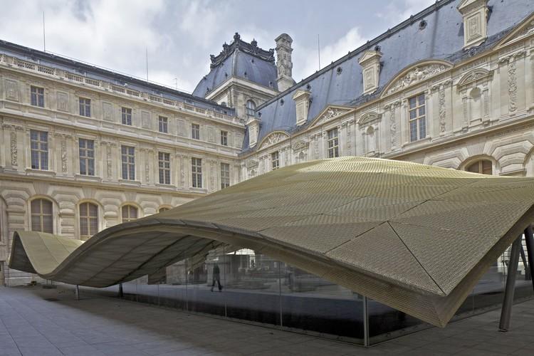 Departamento de Arte Islámico en el Louvre © Philippe Ruault. Cortesía Musée du Louvre