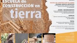 Escuela de Construcción en Tierra en Santiago de Chile