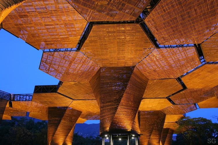 En Detalle: Cortes Constructivos / Cubiertas, Orquideorama / Plan B Arquitectos + JPRCR Arquitectos © Sergio Gómez