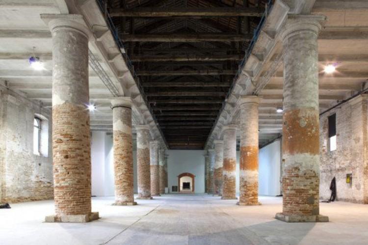 La Corderie en el Arsenale © La Biennale di Venezia
