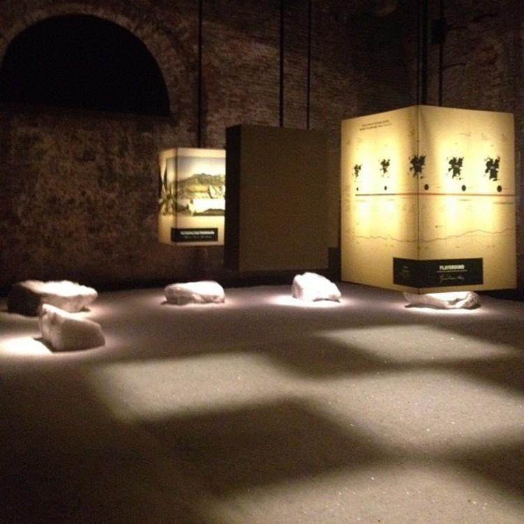 CANCHA – Chilean Soilscapes, la exhibición chilena en el Arsenale. Co curada por Pilar Pinchart y Bernardo Valdés
