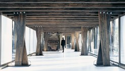 En Detalle: Cortes Constructivos / Estructuras de Madera