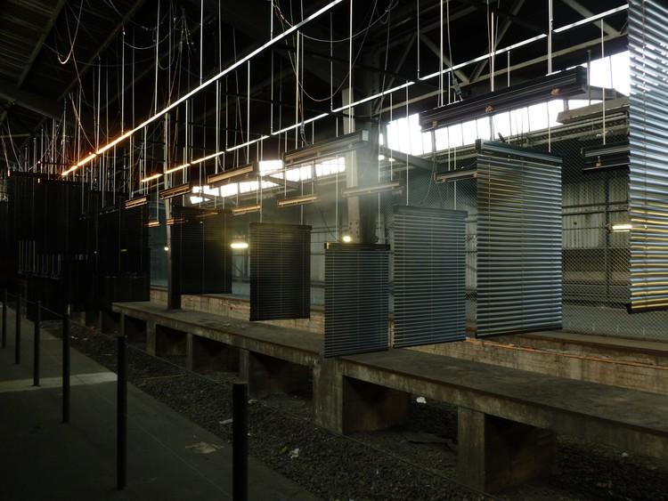 Haegue Yang en Hauptbahnhof