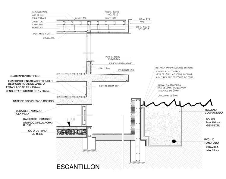 Casa Carvallal – Dufey / Mas y Fernández Arquitectos