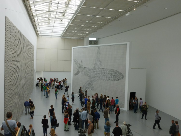 Thomas Bayrle en Documenta-Halle