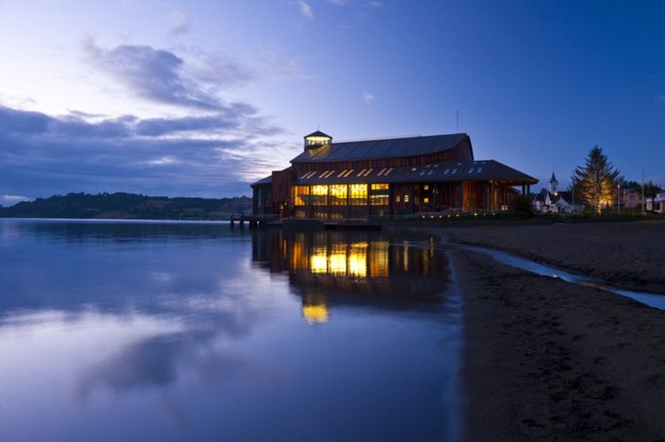 Teatro del lago B.Haler 4  © Guy Wenborne