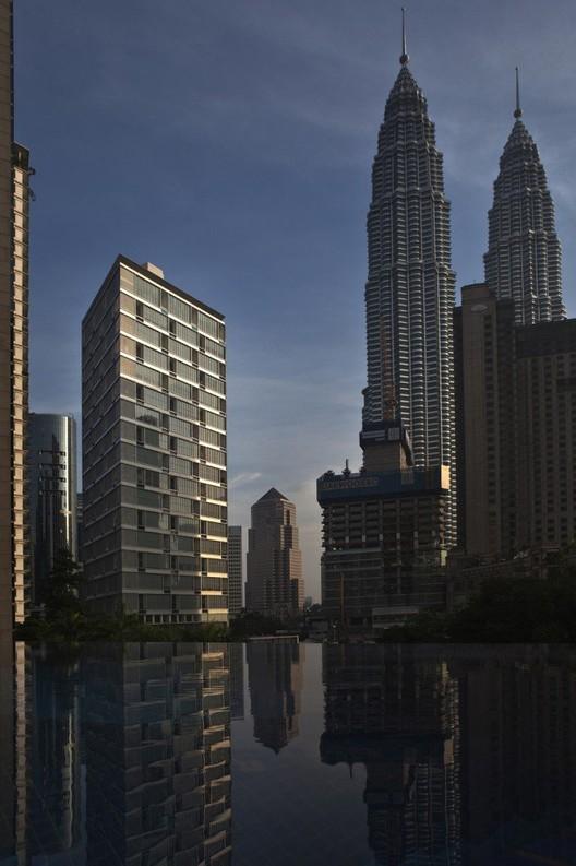 One KL, Kuala Lumpar, Malaysia / SCDA Architects © Albert Lim