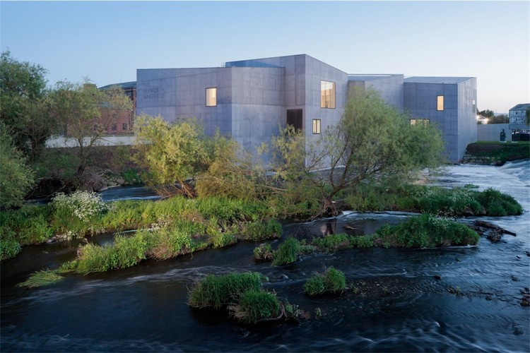 Hepworth Wakefield,Yorkshire / David Chipperfield Architects © Iwan Baan
