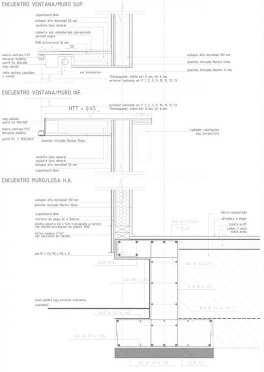 Refugio Los Canteros / dRN Arquitectos