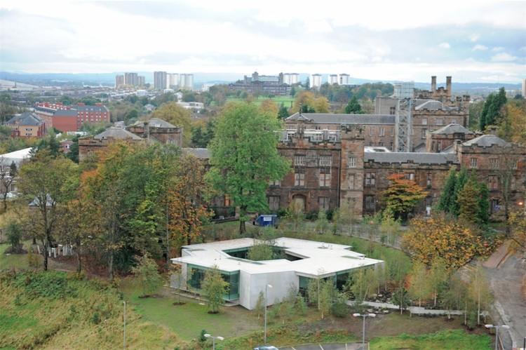 Maggie's Centre, Gartnavel, Glasgow / OMA © Charlie Koolhaas