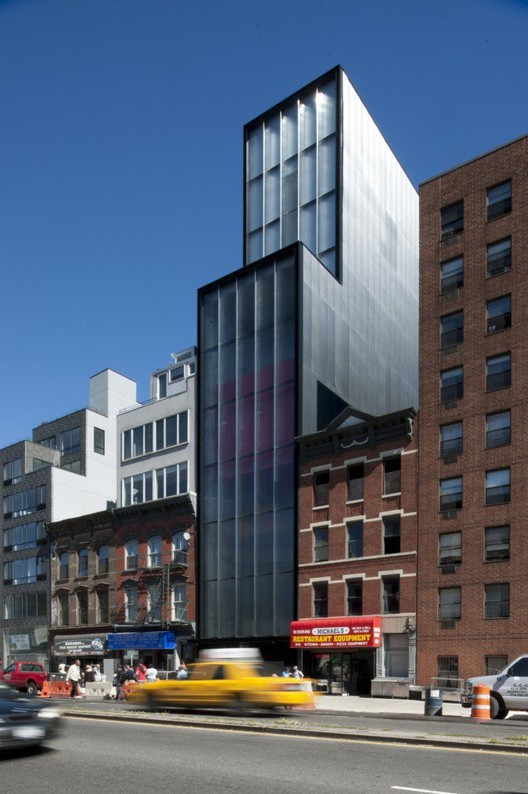 Sperone Westwater, Bowery, New York / Foster + Partners © Tom Powel