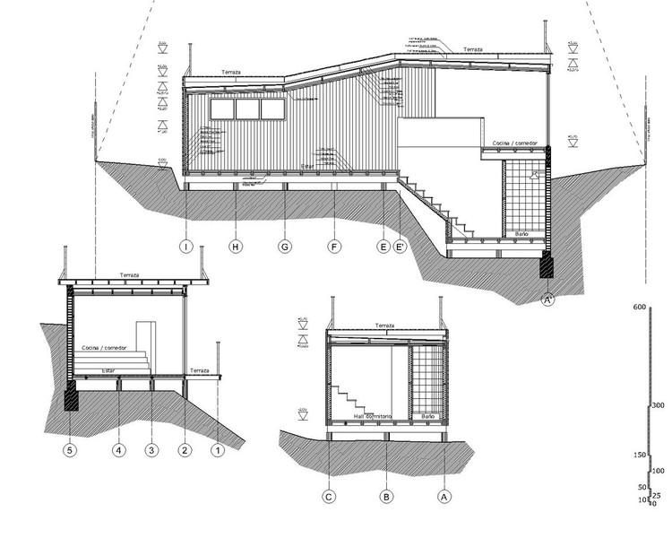 Casa en Pirque / 332 Arquitectos
