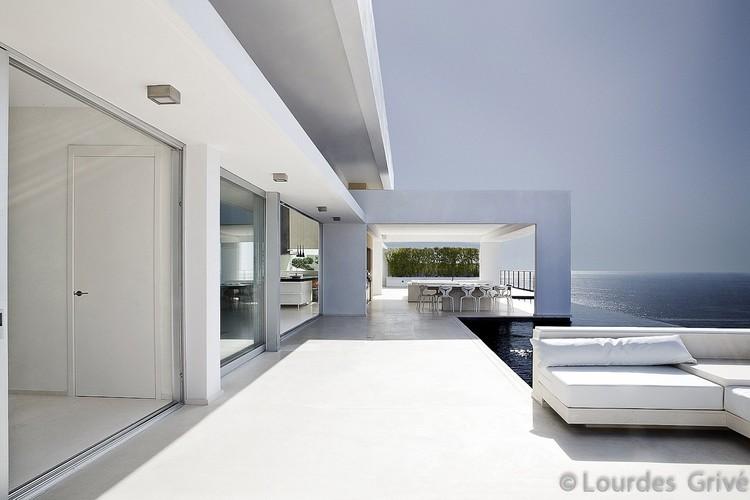 Vivienda en Roca Llisa – Ibiza- María Rodríguez -  Carreño Villangómez  arquitecta