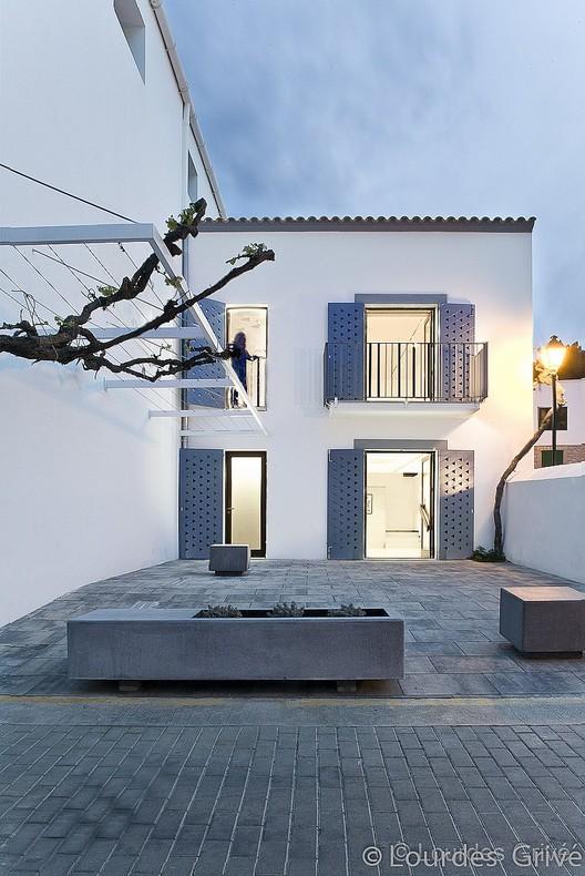 Centre cultural de Can Jeroni – Ibiza- Mipmarí arquitectura i disseny