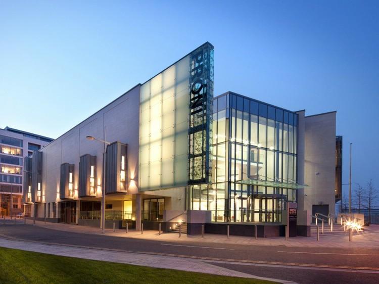 Public Records Office of Northern Ireland, Belfast por Todd Architects © PRONI