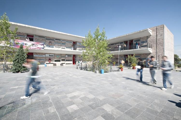 Prepa Ibero - Metarquitectura © Patrick Lopez Jaimes