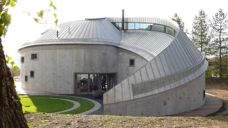 Maggie's South West Wales por Kisho Kurokawa Architect & Associates with Garber & James © Thore Garbers