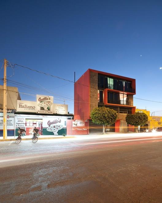 E-PRO - Volta arquitectos © Patrick Lopez Jaimes