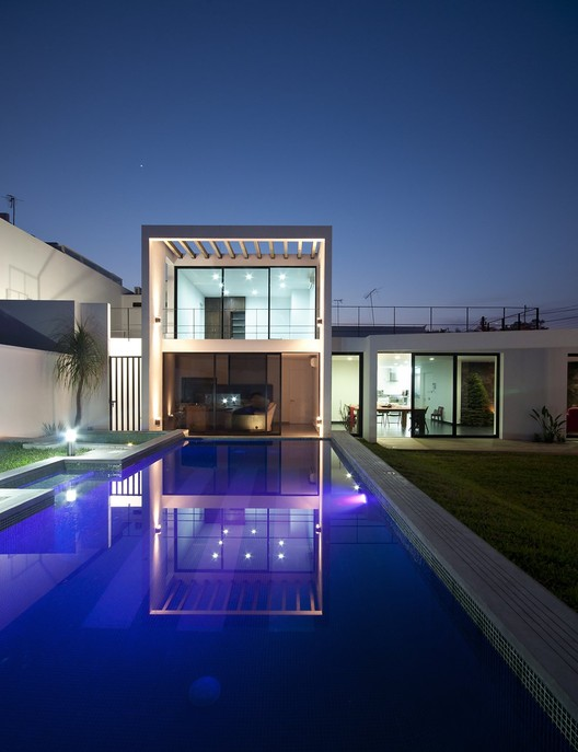 Casa RC - Volta arquitectos © Patrick Lopez Jaimes
