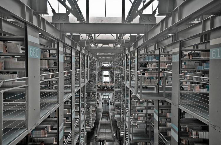 Kalach,Biblioteca Vasconcelos. Mexico DF