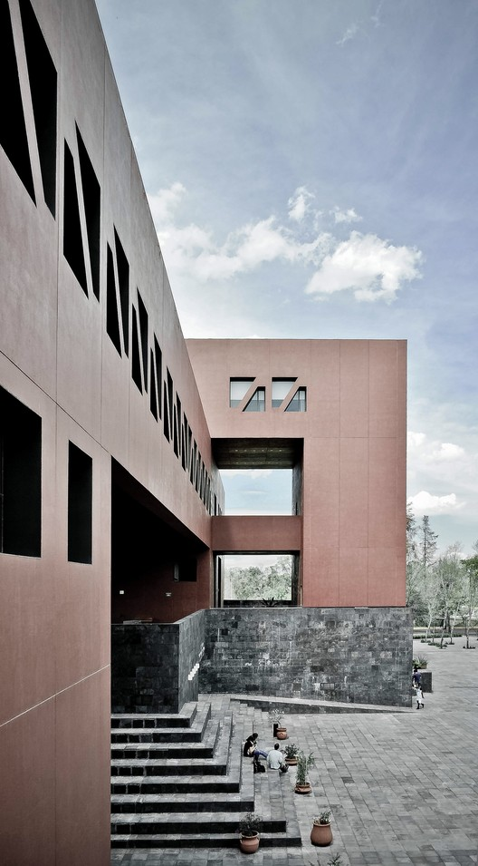 Legorreta, Posgrado de Economía. Mexico DF