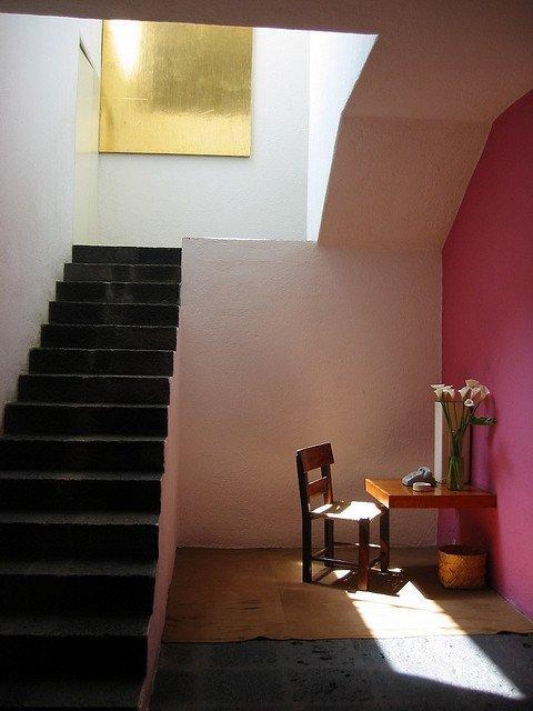 Lecciones de luz luis barrag n plataforma arquitectura - Muebles barragan ...