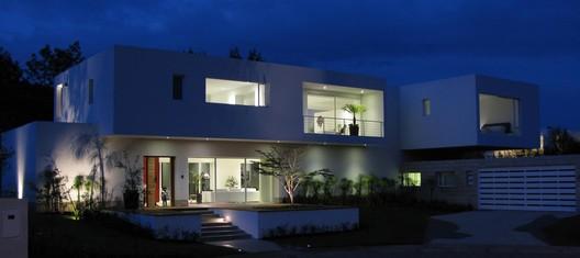 Casa T.0125. Estudio de Diez + Muller