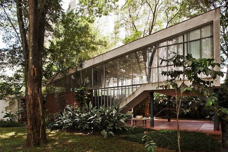 Residência Artigas, São Paulo - João Batista Vilanova Artigas © Pedro Kok