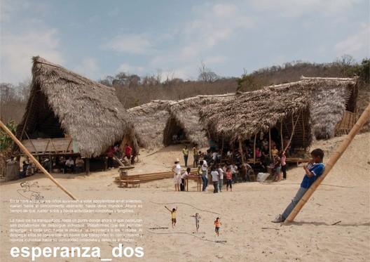 Esperanza_dos. Estudio: Al borde arquitectos. David Barragán, Pascual Gangotena y Esteban Benavides
