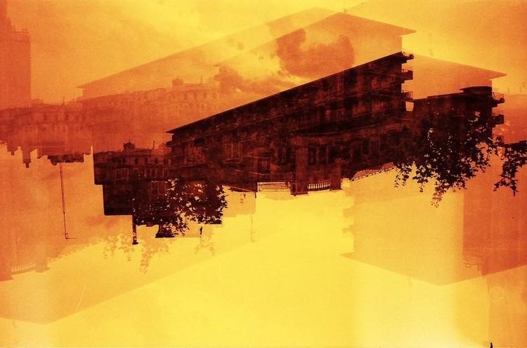 La Ciudad Incandescente · analógico · 35mm · 6x exposiciones ©aitorestevez