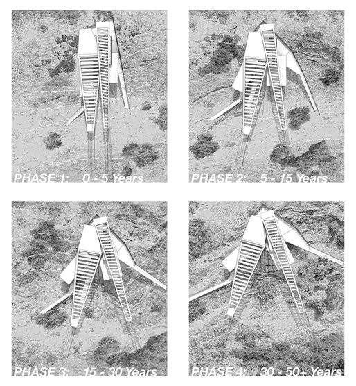 Imágenes vía Archinect