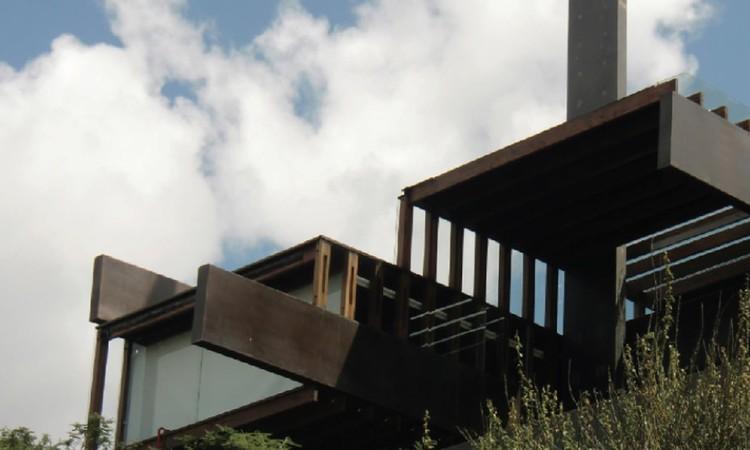 Los Algarrobos. Arquitectos: José María Sáez y Daniel Moreno