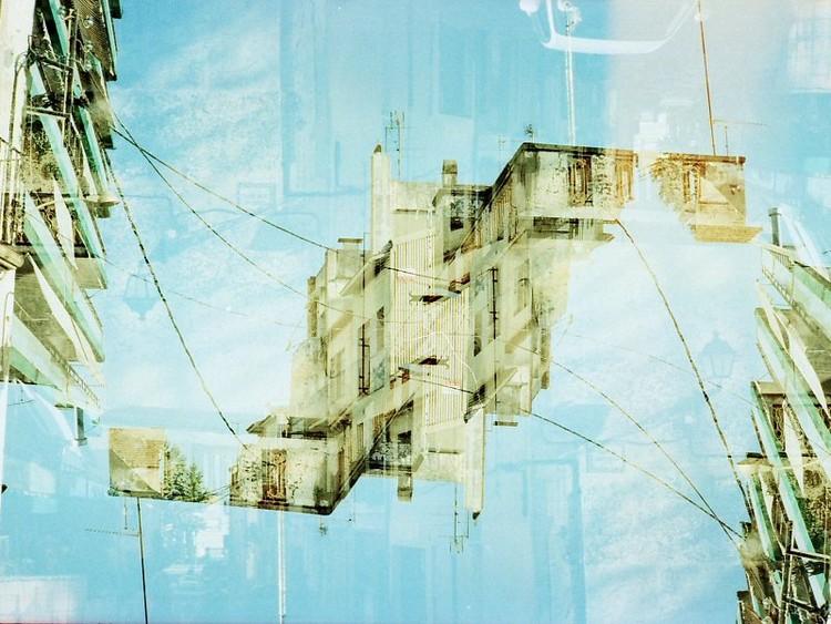 La Ciudad Celeste · analógico · 35mm · doble exposición ©aitorestevez