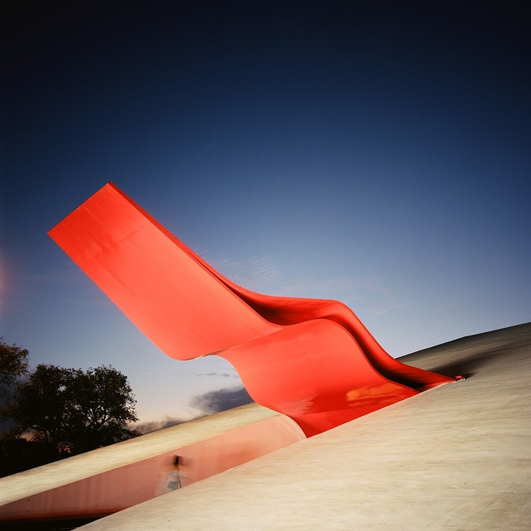 Auditório Ibirapuera - Oscar Niemeyer © Pedro Kok