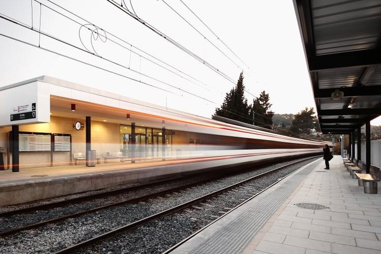 Estación Montcada · 7sis ©aitorestevez