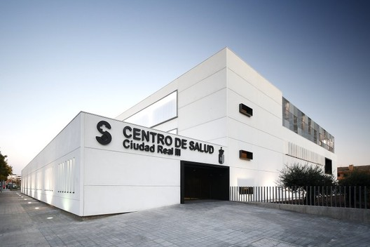 Centro Salud Ciudad Real III · Arquitécnica ©aitorestevez