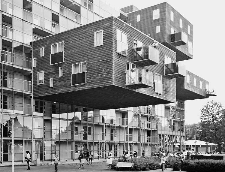 Cl sicos de arquitectura wozoco mvrdv plataforma for Arquitectura holandesa