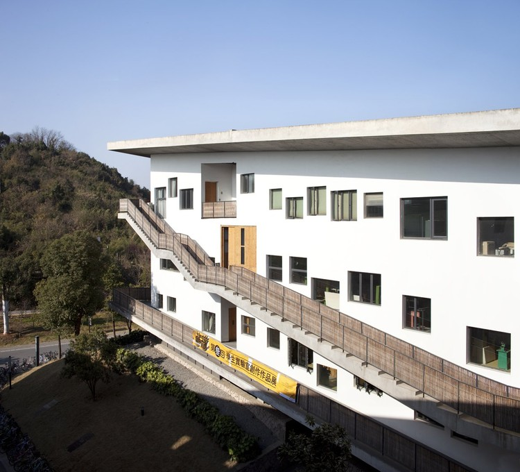 CAMPUS HANGZOU_WANG SHU © Clement Guillaume