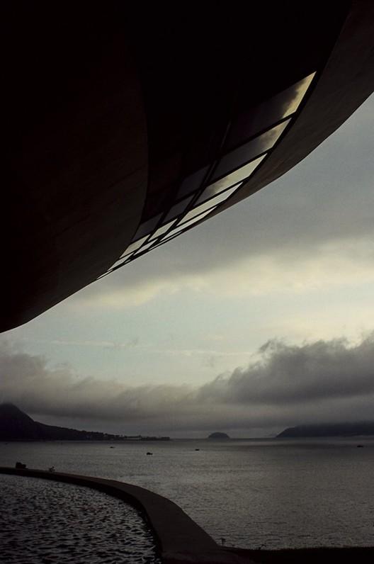 MAC Niterói-Oscar Niemeyer © Maíra Acayaba