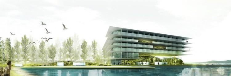 Cortesía de Marciano Architecture