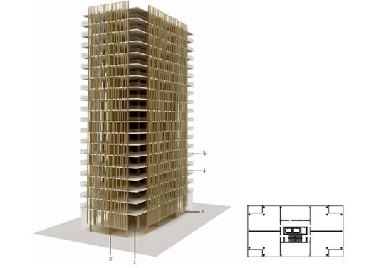© Michael Green Architecture